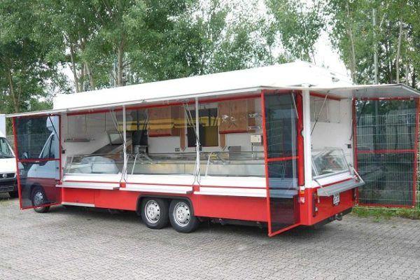 Camión carnicería